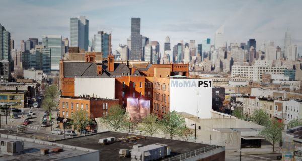 Young Architects Program, The Living, MoMA PS1