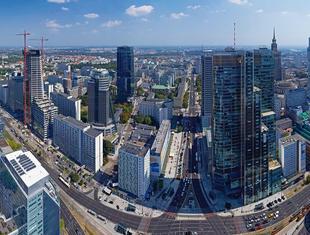 Wieżowiec Q22 w Warszawie