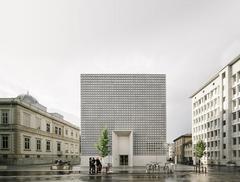Muzeum Sztuk Pięknych w Chur. Najnowsza realizacja pracowni Barozzi Veiga