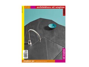"""""""Architektura od wnętrza"""" nr 1/2017. Pobierz bezpłatne e-wydanie"""