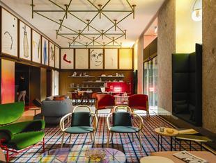Miejsce dla hipstera - hotel z wnętrzami w stylu vintage