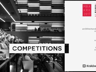 3 konkursy w ramach Międzynarodowego Biennale Architektury w Krakowie 2017