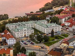 Konkurs na zagospodarowanie placu Gabriela Narutowicza w Płocku